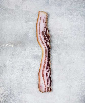 Bacon fra Oldengrisen