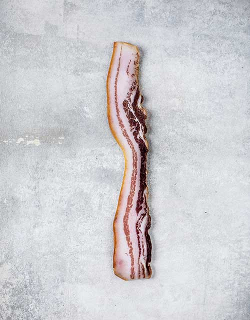 Bacon fra Oldengrisen