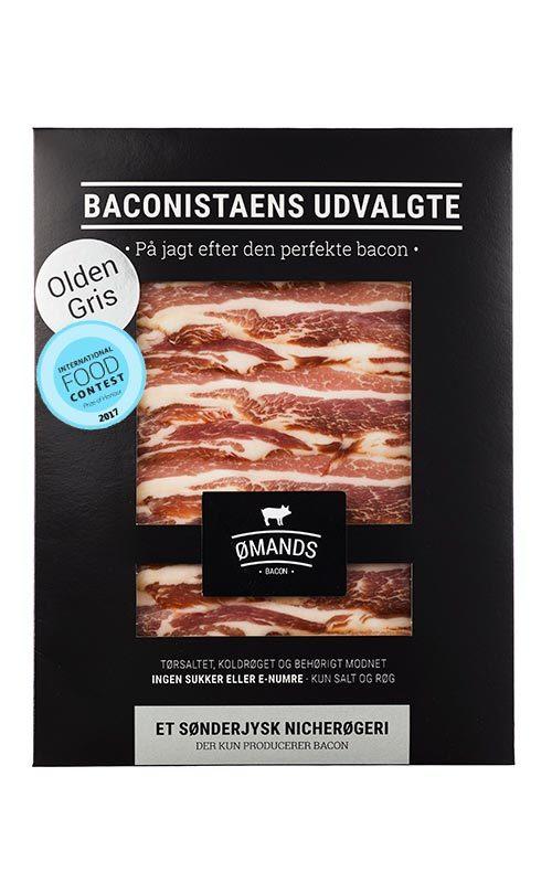 Bacon af Oldengrisen fra ØMANDS