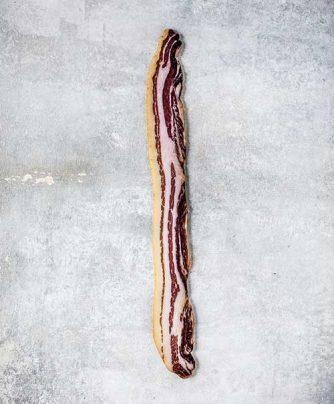 Bacon af vildsvin