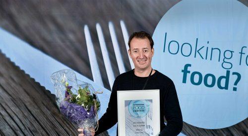 Ærespris fra International Food Contest 2017 for bacon af Oldengris