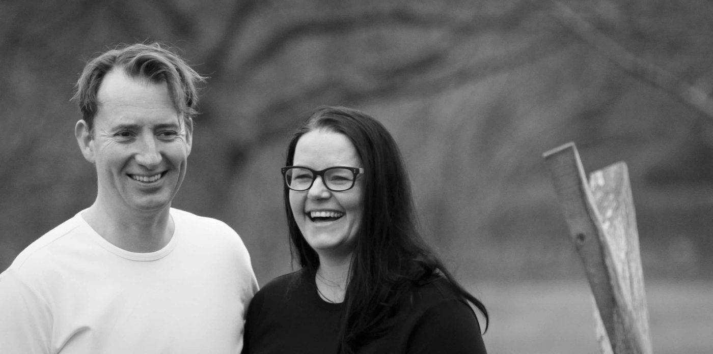 Mette Hoeing og Allan Ømand Ungstrup
