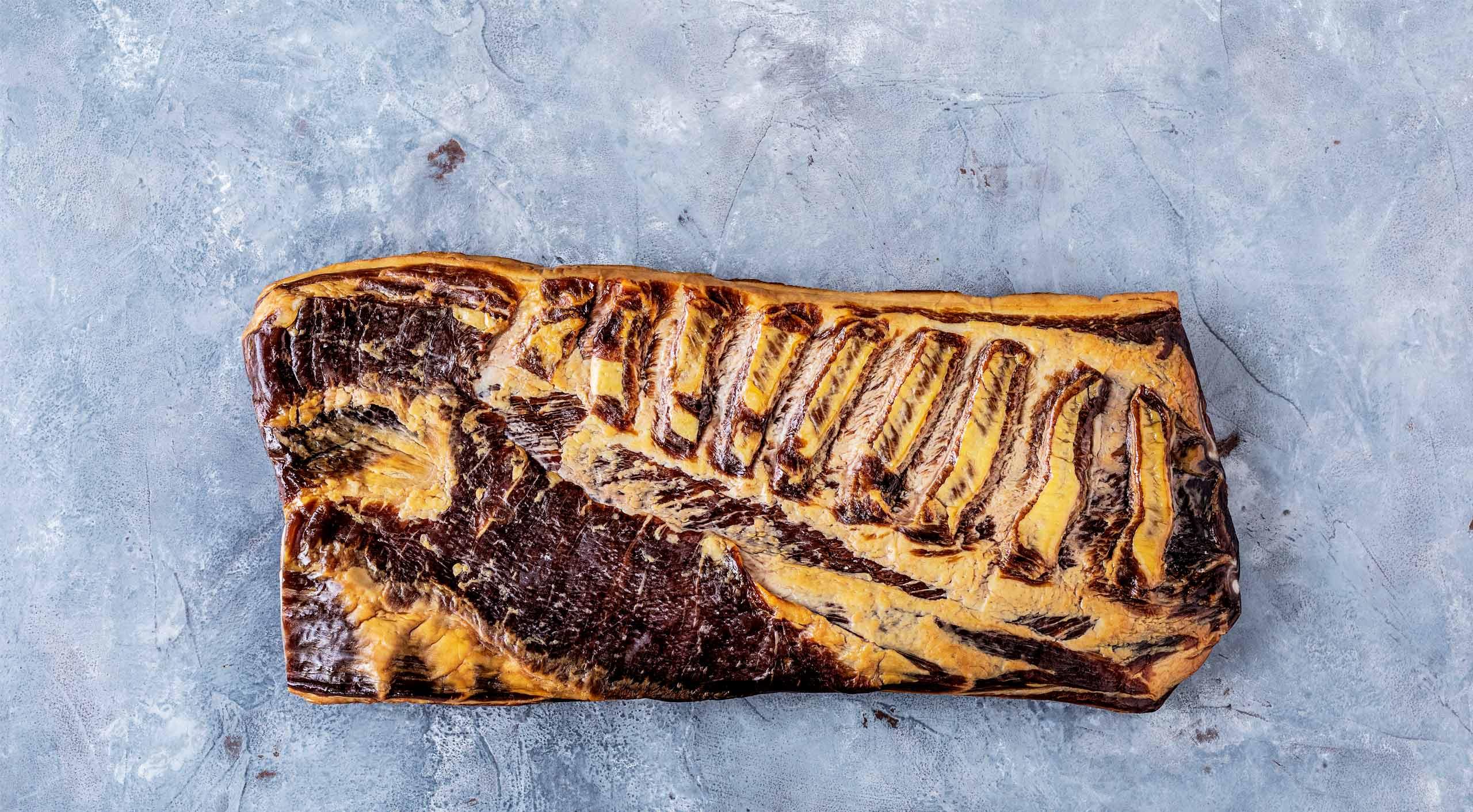 Bacon røget i GERT - Gyldent, Ensartet, Røgmættet og Tørt