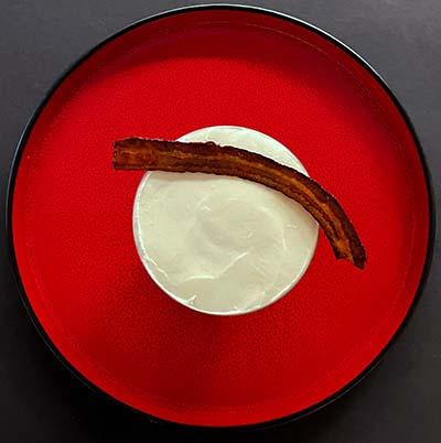 Bacon Gelato